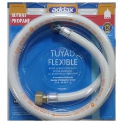 FLEXIBLE GAZ BUTANE 10ANS 2.00M NF36-112