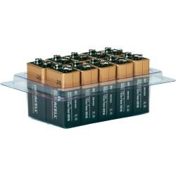 6LR61 lithium (lot 100)