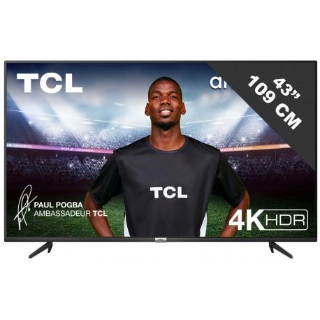 TV LED 109CM UHD 4K