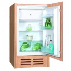 Réfrigérateur A+  4* intégrable 120L