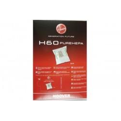 SAC ASPIRATEUR HOOVER H60