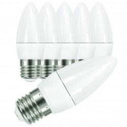 AMPOULE LED E27 3K FLAMME 7 WATTS