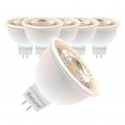 LOT DE 6 SPOT LED  GU53 3K 7 WATTS