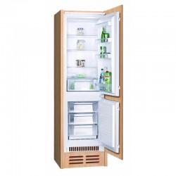Réfrigérateur Combiné A+ 4* intégrable 250L